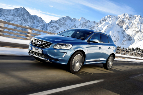 Volvo XC60 © Zhejiang Geely Holding Group Co., Ltd