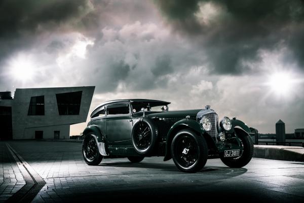 1925 Bentley 6½ Litre © Volkswagen AG