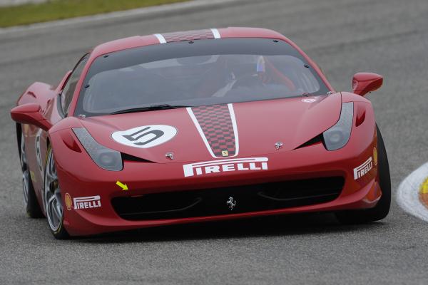 Ferrari 458 Challenge © Ferrari S.p.A.