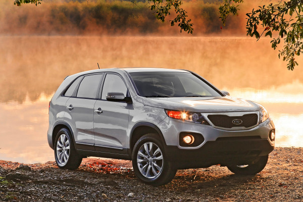 Where is the Kia Sorento Made?