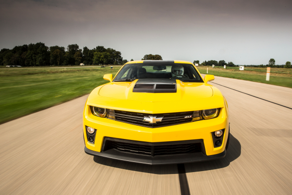 the fastest muscle car in the world