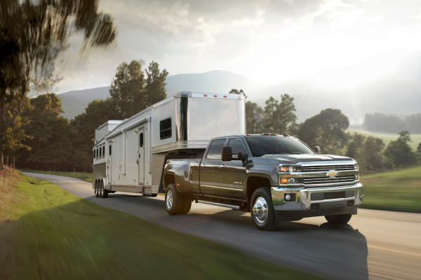what truck has the best towing capacity