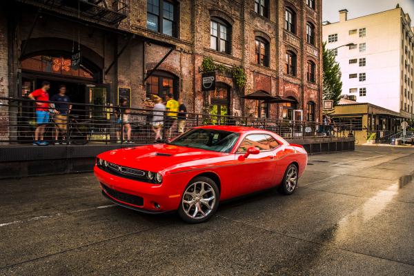 2016 Dodge Challenger © Fiat Chrysler Automobiles N.V.