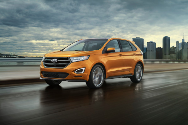 Where is the Ford Edge Made?