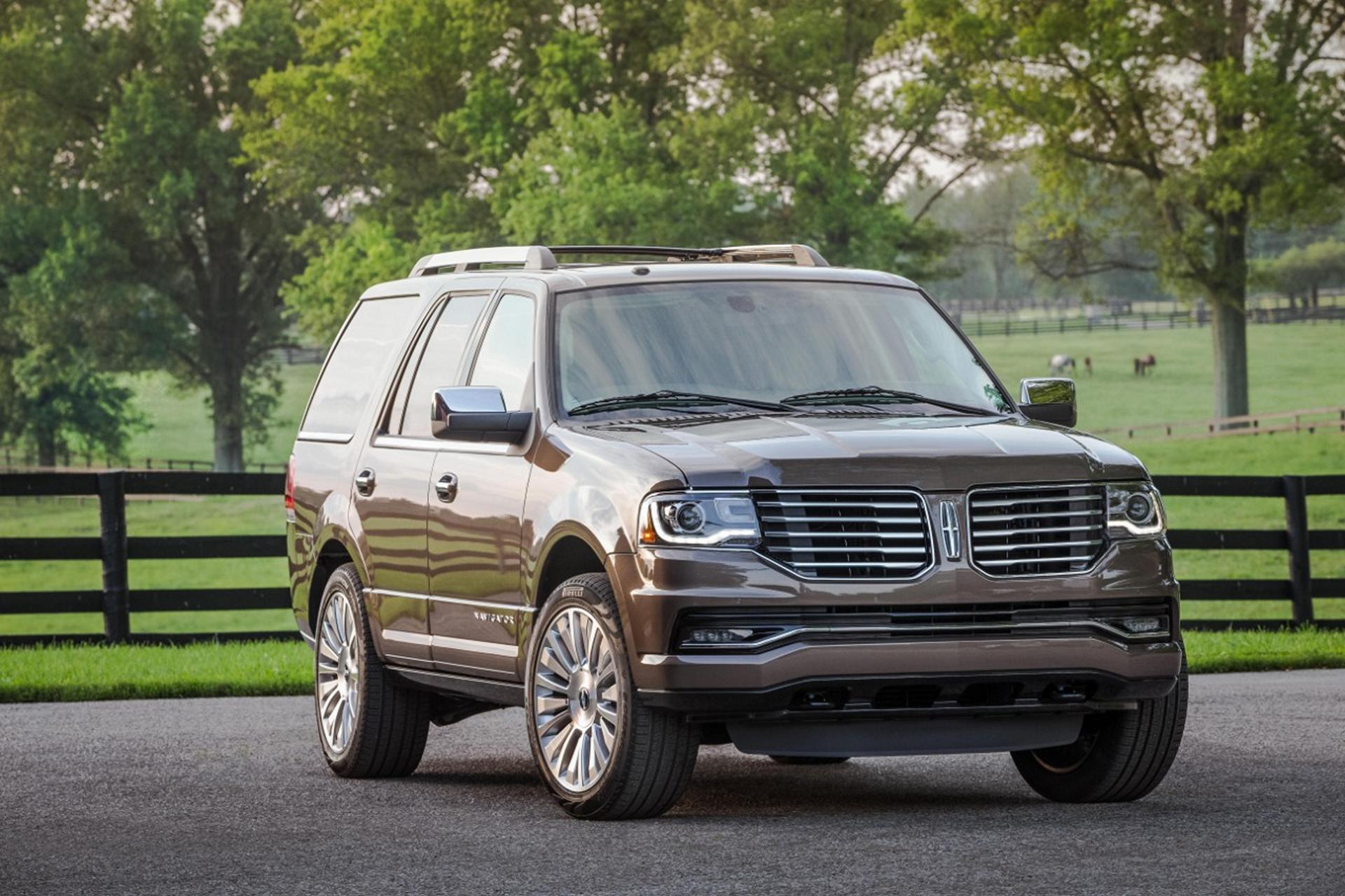 2016 Lincoln Navigator © Ford Motor Company