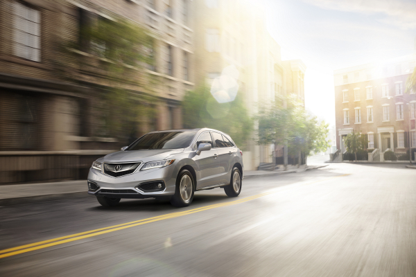 2016 Acura RDX © Honda Motor Co., Ltd.