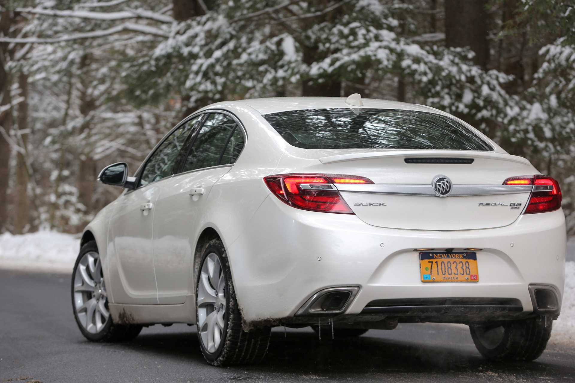 Twin City Buick 2016 Buick Regal Review