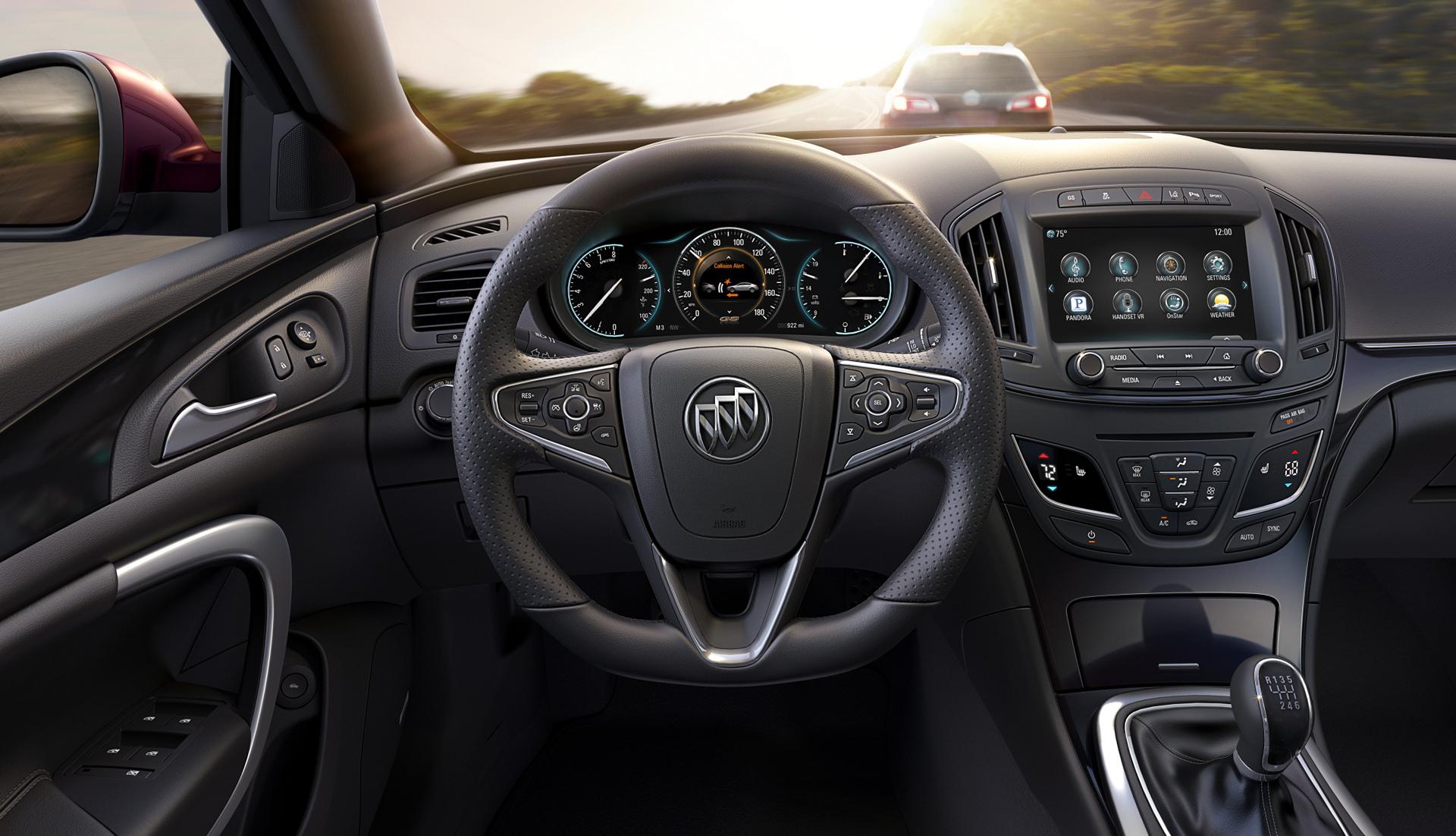 2016 buick regal gs © general motors - carrrs auto portal