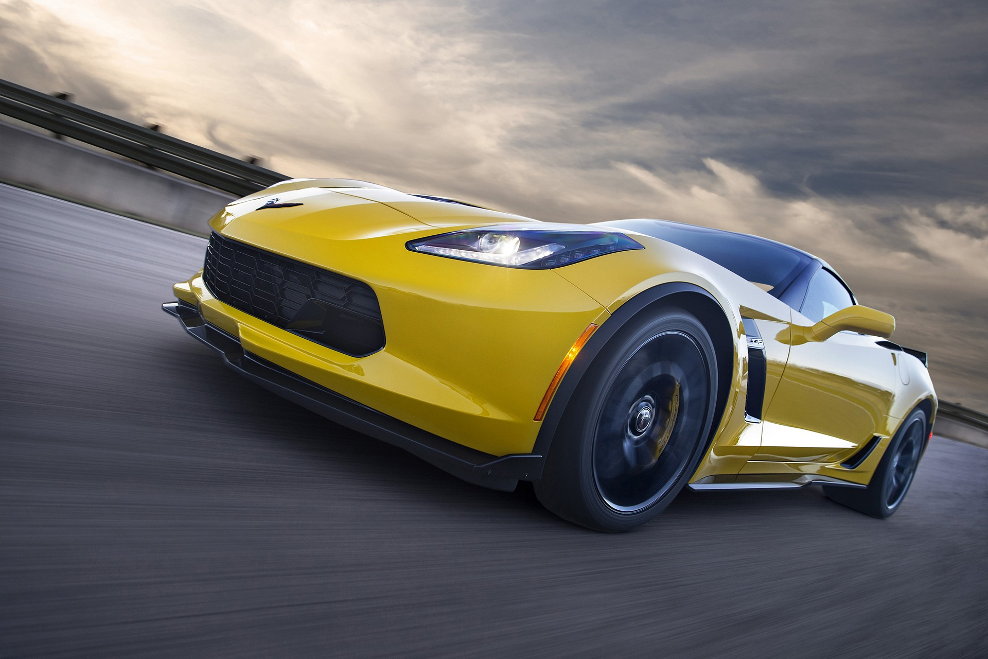 2016 Chevrolet Corvette Z06 Review