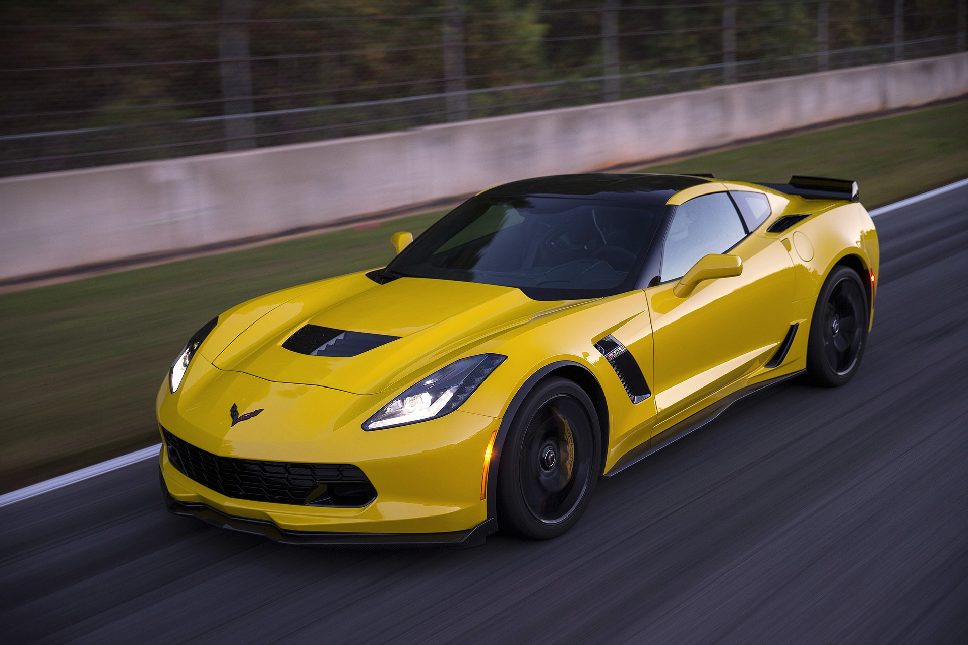 Corvette Zo7 >> 2016 Chevrolet Corvette Z06 Review - Carrrs Auto Portal