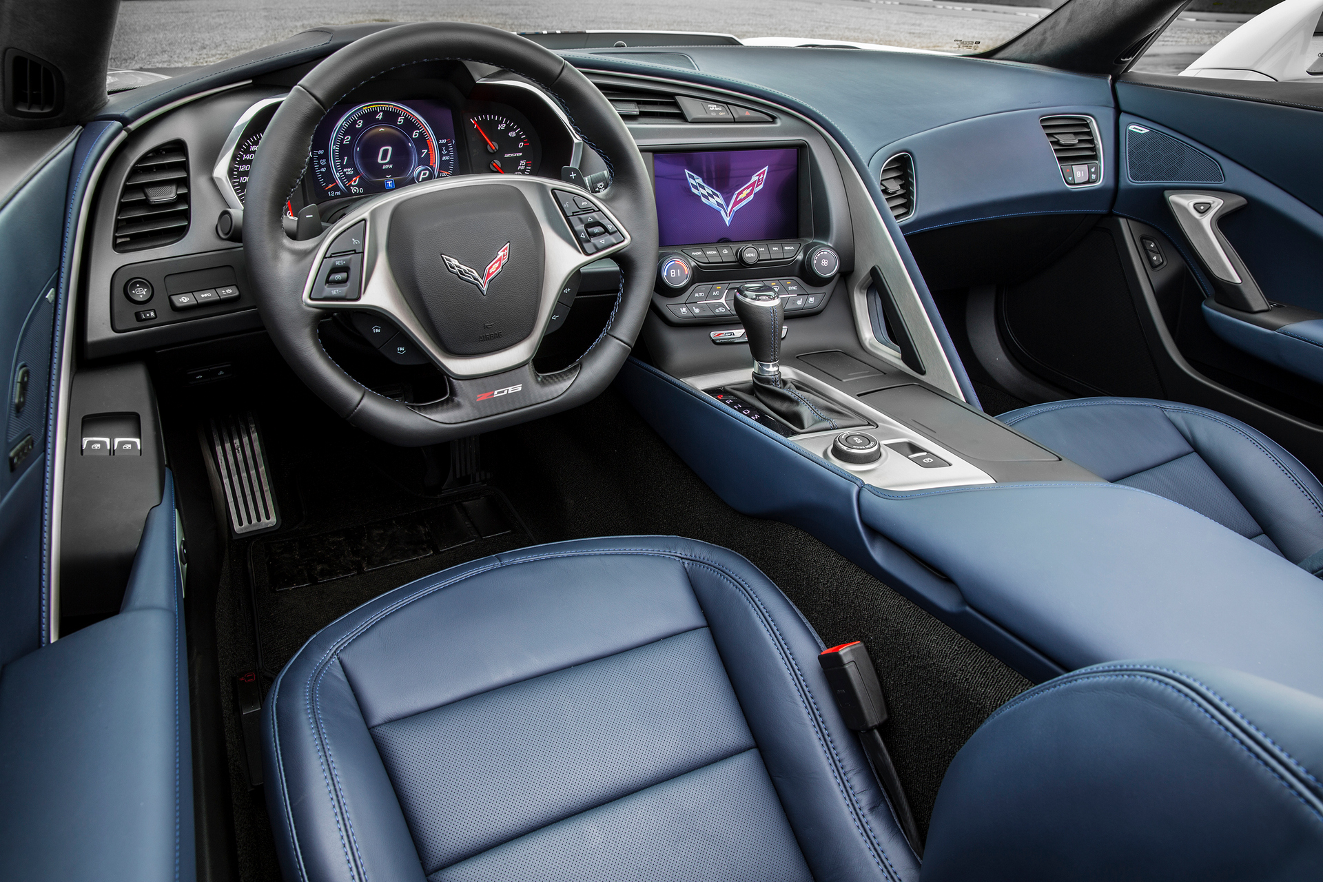 2016 Chevrolet Corvette Z06 Review Carrrs Auto Portal