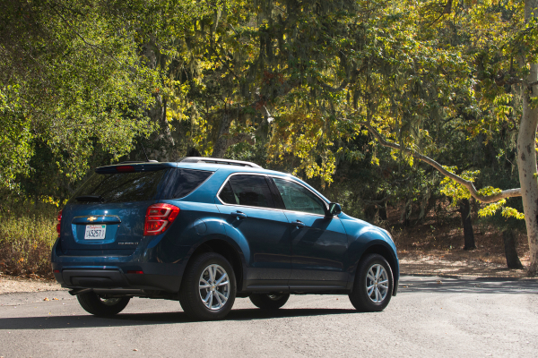 what year did the chevy equinox come out