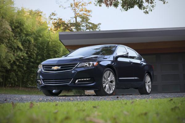2016 Chevrolet Impala © General Motors