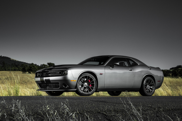 Where is the Dodge Challenger Made?