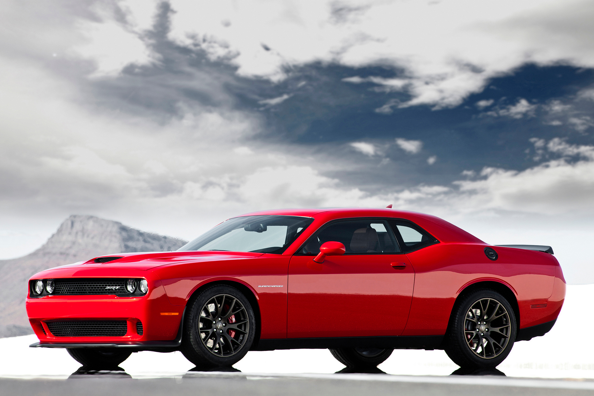 The Fastest Muscle Cars in the World - Carrrs Auto Portal
