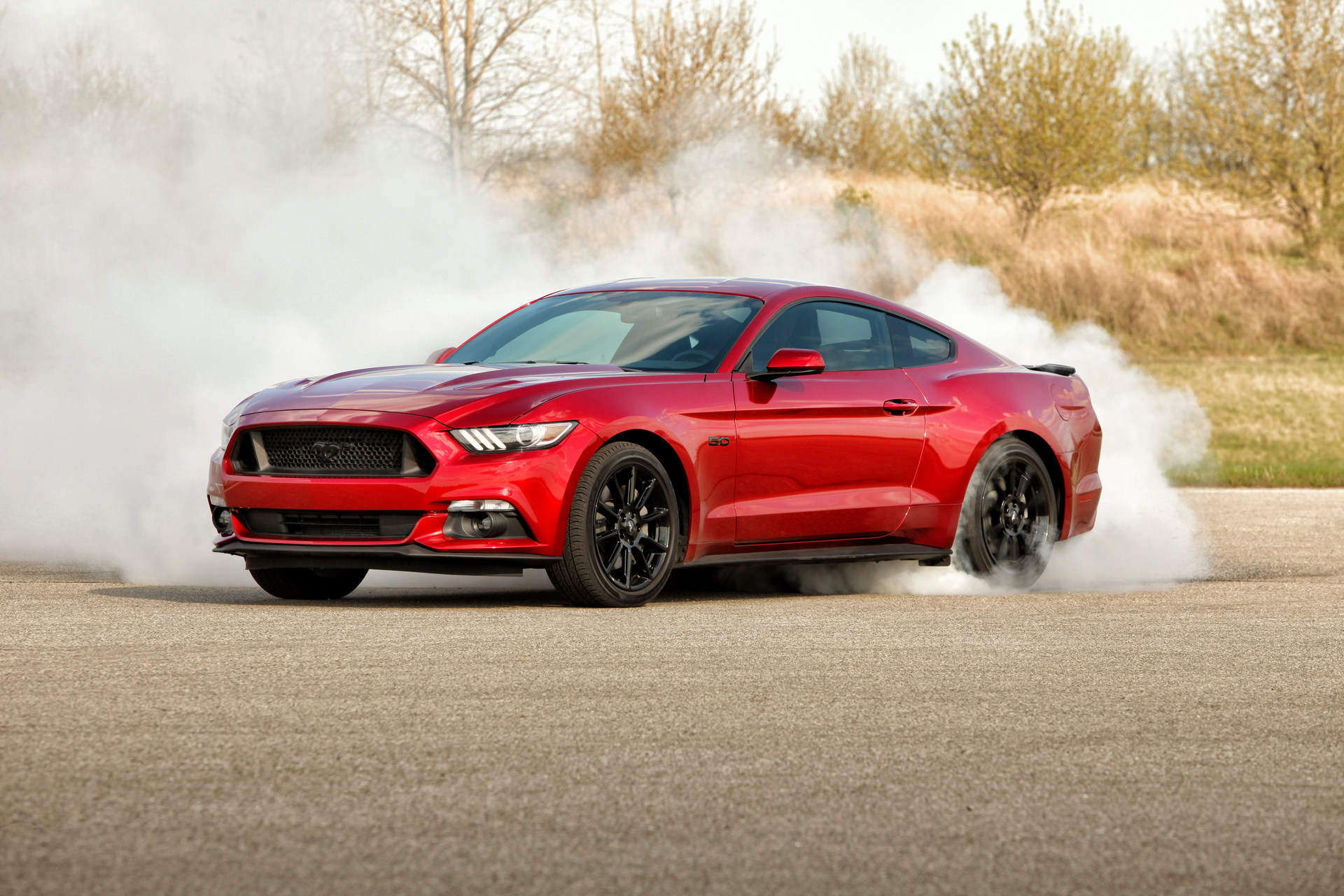 Where is the Ford Mustang Made?