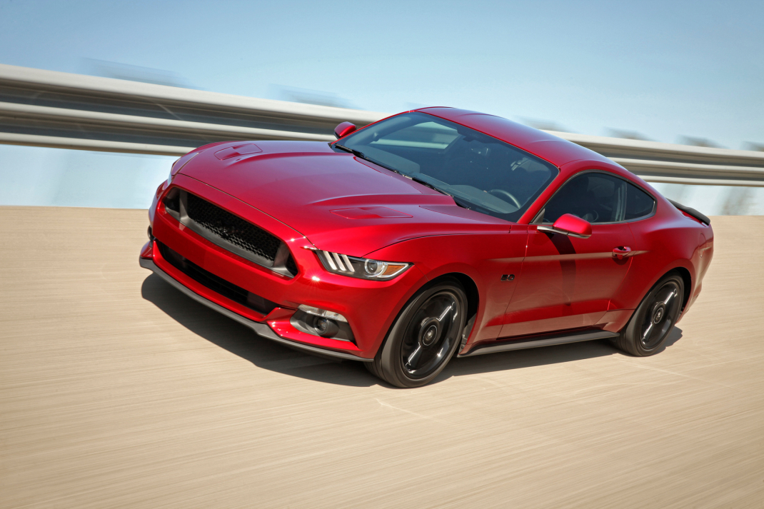 The Fastest Muscle Cars in the World
