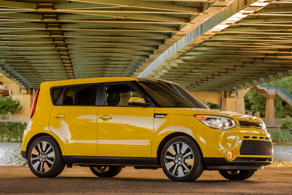 what year did the kia soul come out