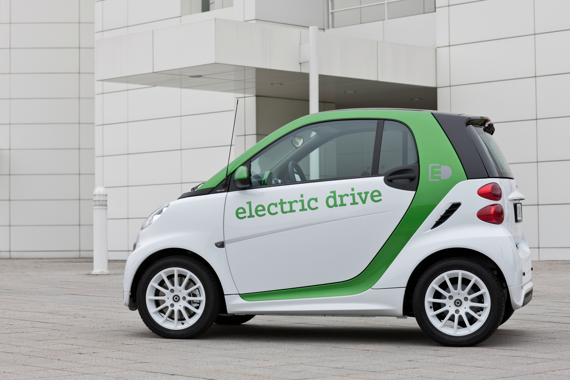 Is A Smart Car All Electric