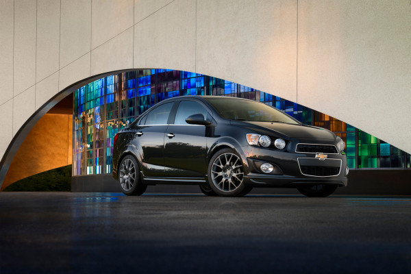 Where is the Chevy Sonic Made?