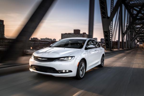 Where is the Chrysler 200 Built?