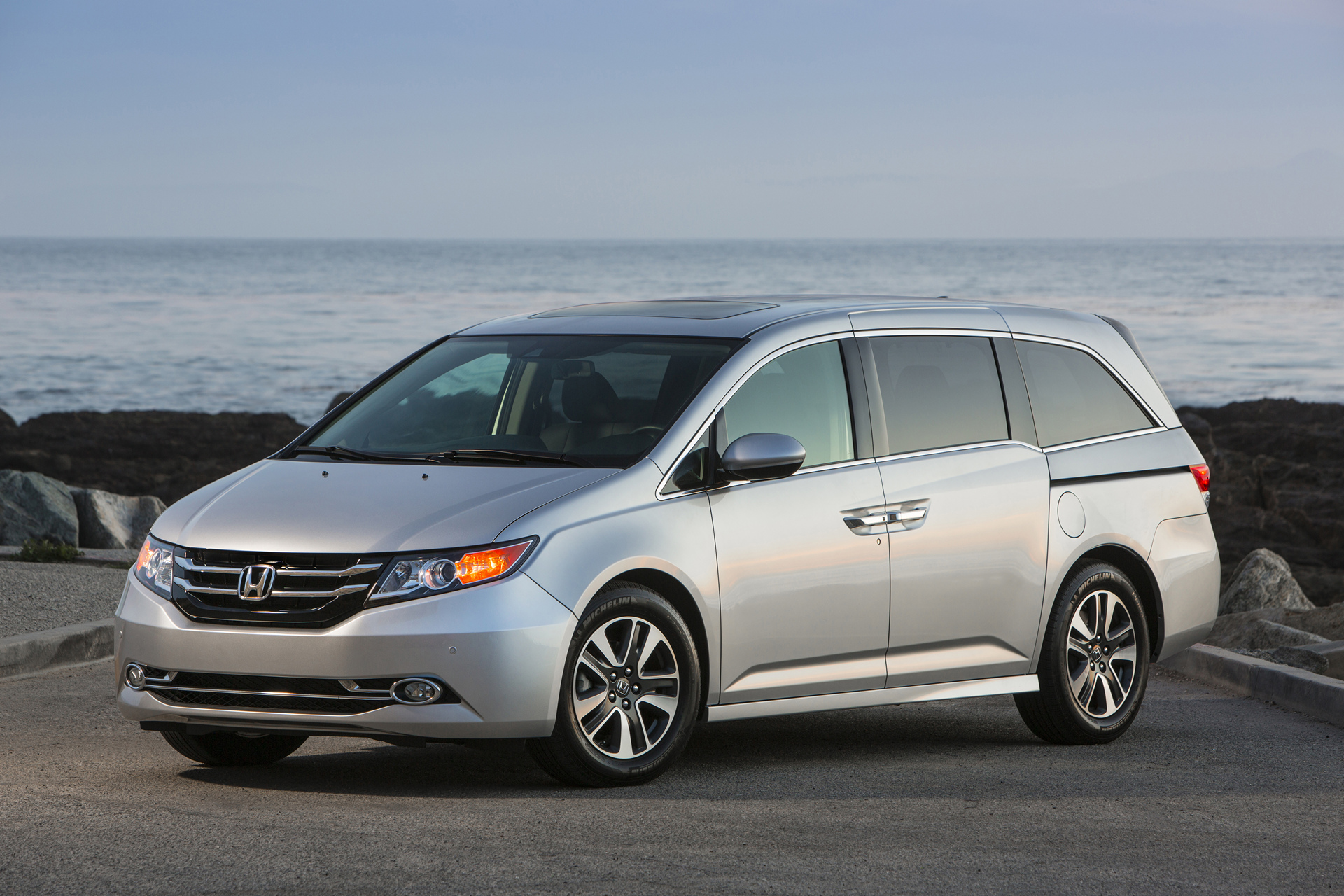 2016 Honda Odyssey C Motor Co Ltd