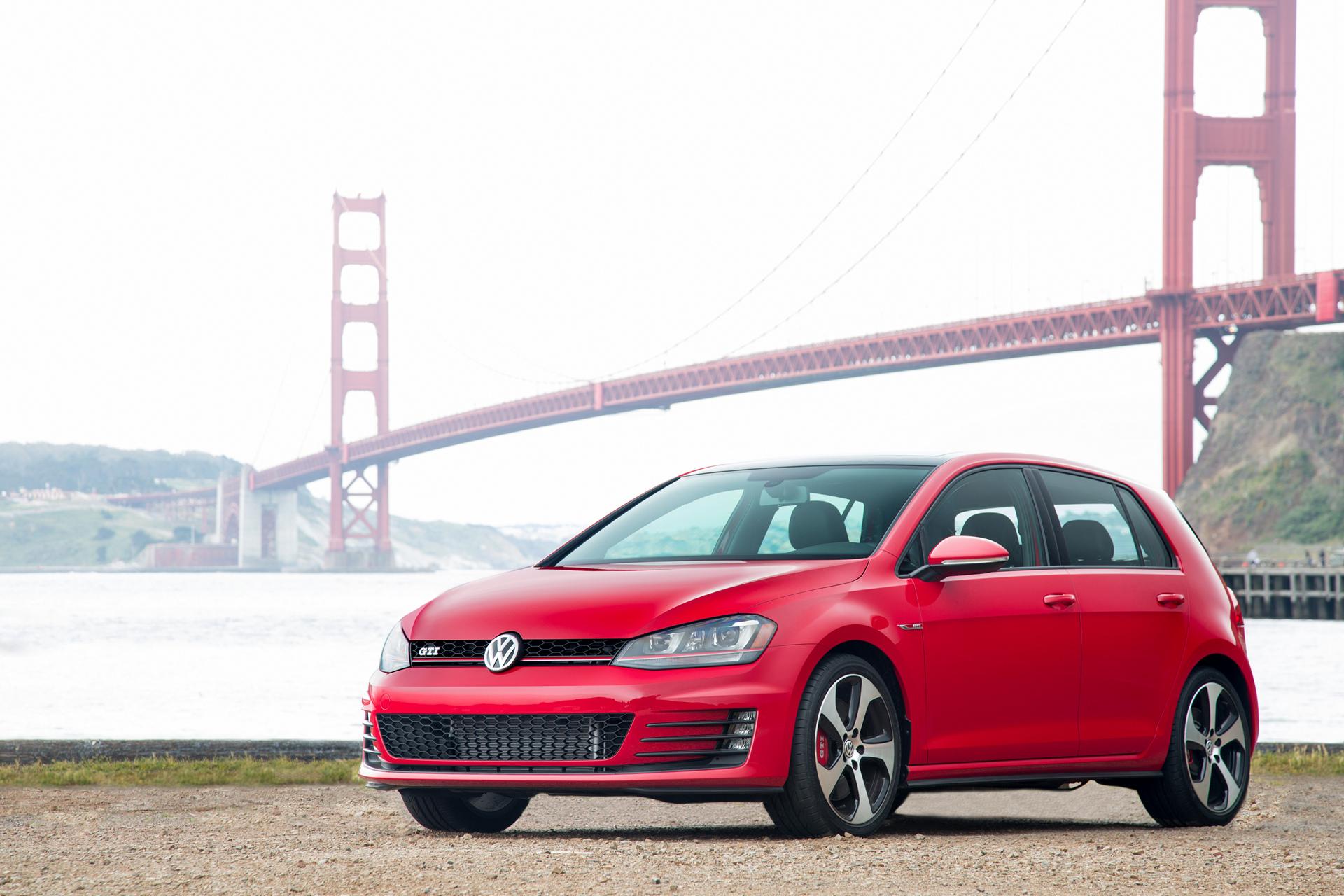 2016 Volkswagen Golf GTI © Volkswagen AG