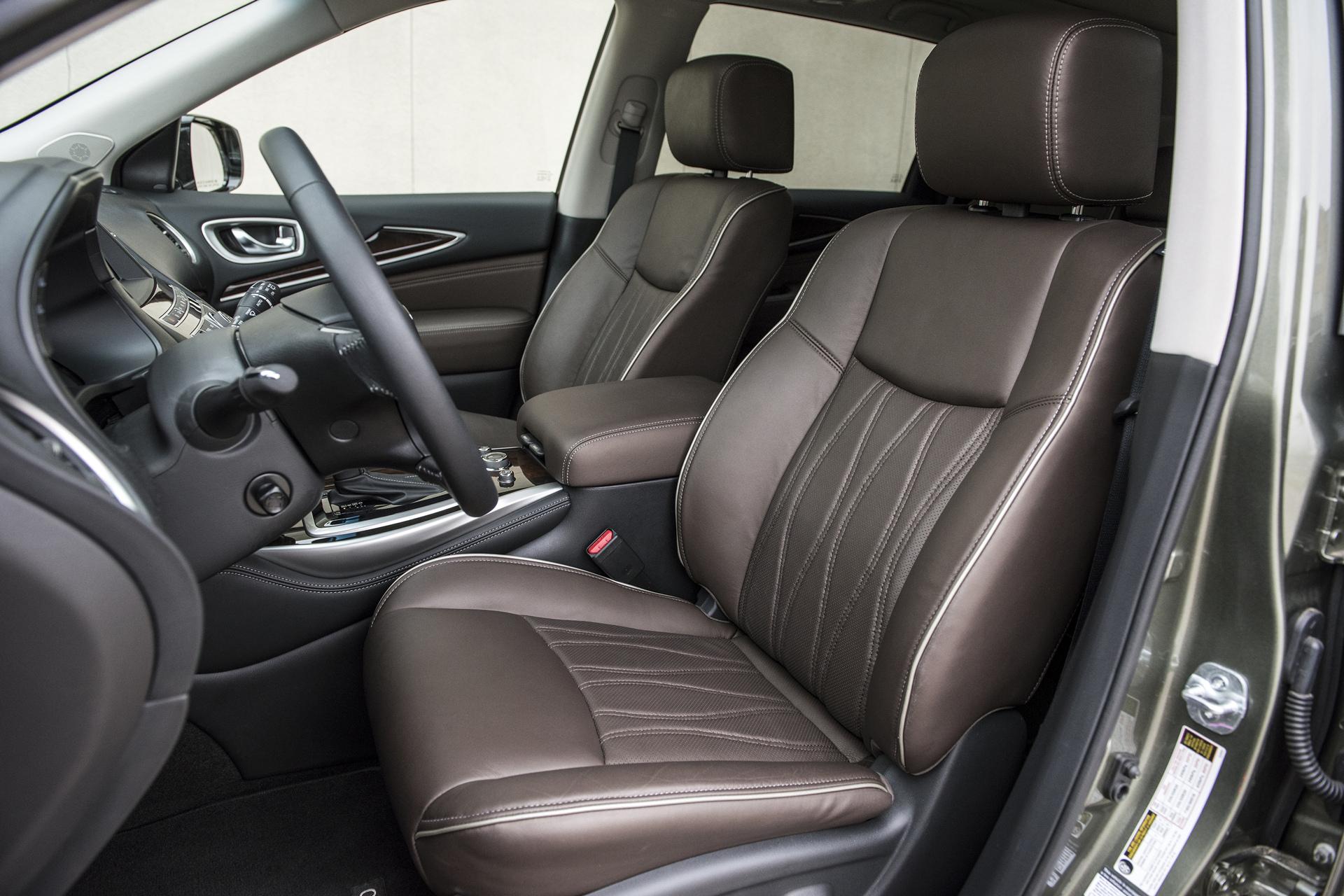 2016 Infiniti QX60 © Nissan Motor Co., Ltd.
