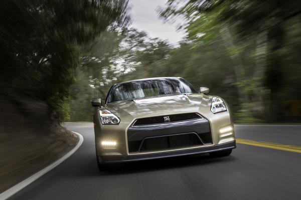 Nissan GT-R © Nissan Motor Co., Ltd.