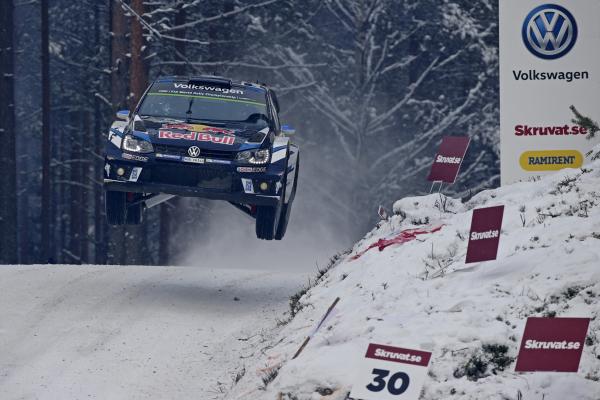 Sébastien Ogier/Julien Ingrassia (F/F), Volkswagen Polo R WRC © Volkswagen AG