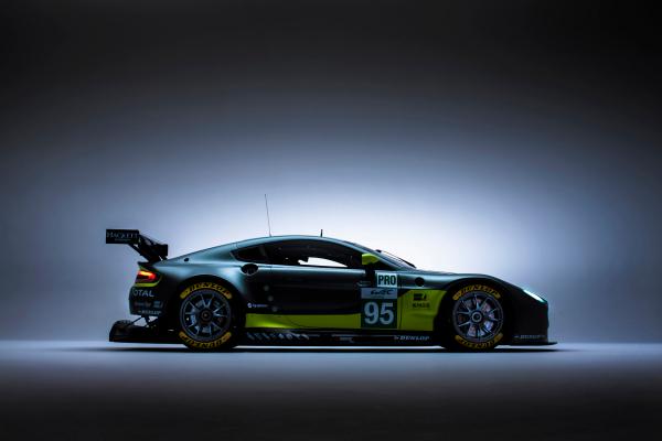 Aston Martin Vantage GTE © Aston Martin Lagonda Limited