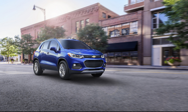 2017 Chevrolet Trax Preview