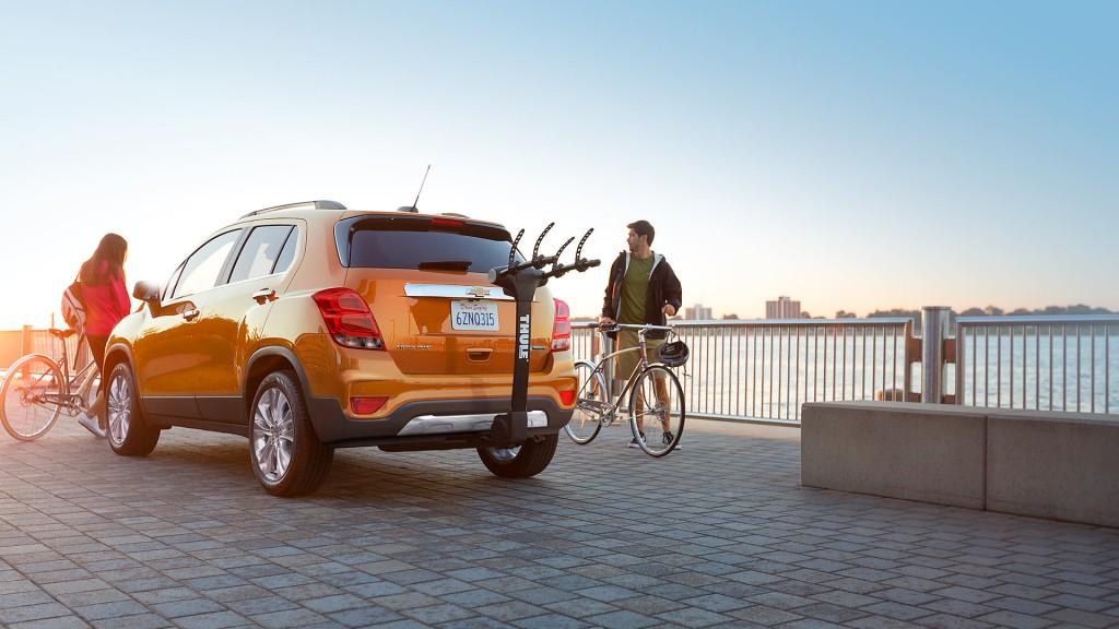 2017 Chevrolet Trax © General Motors