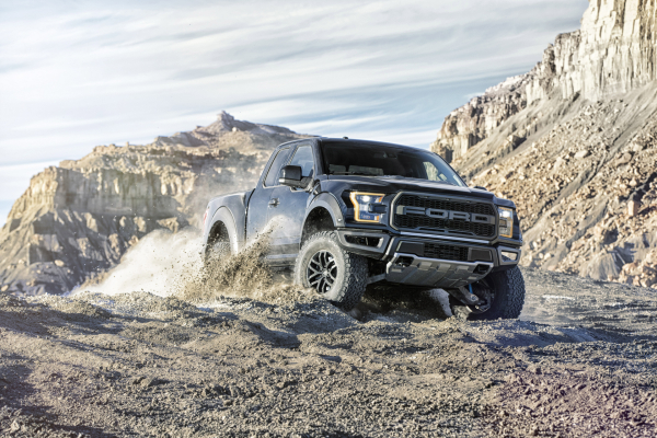 what year did the ford raptor come out