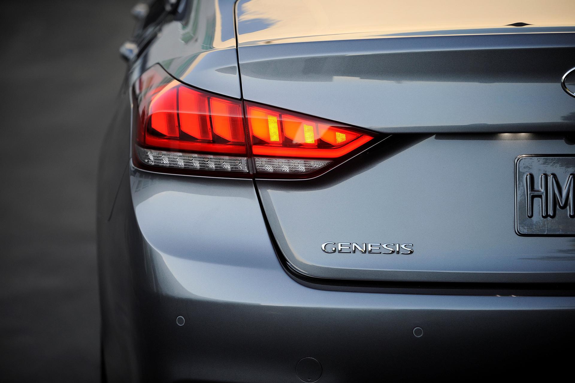 2016 Hyundai Genesis © Hyundai Motor Company