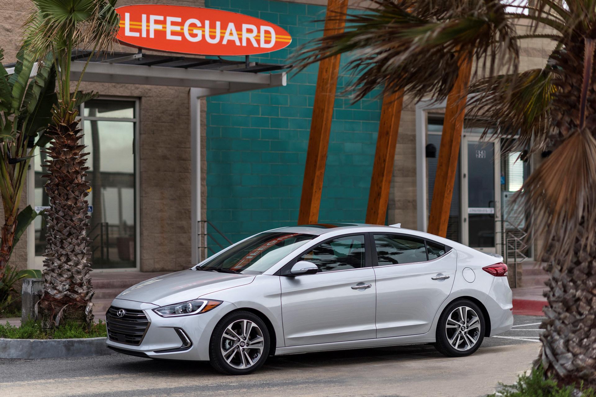 2017 Hyundai Elantra Sedan © Hyundai Motor Company