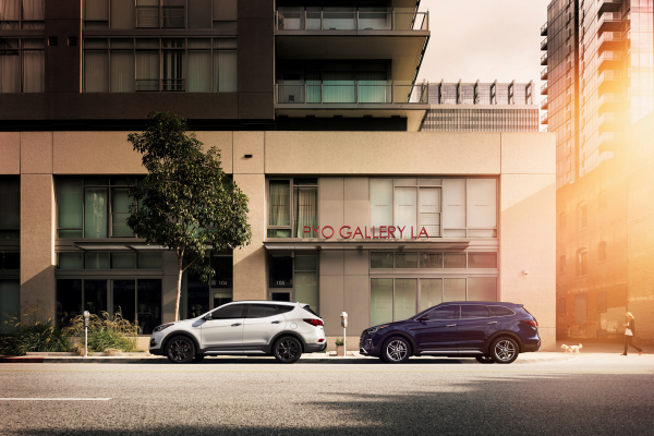 2017 Hyundai Santa Fe and Hyundai Santa Fe Sport © Hyundai Motor Company