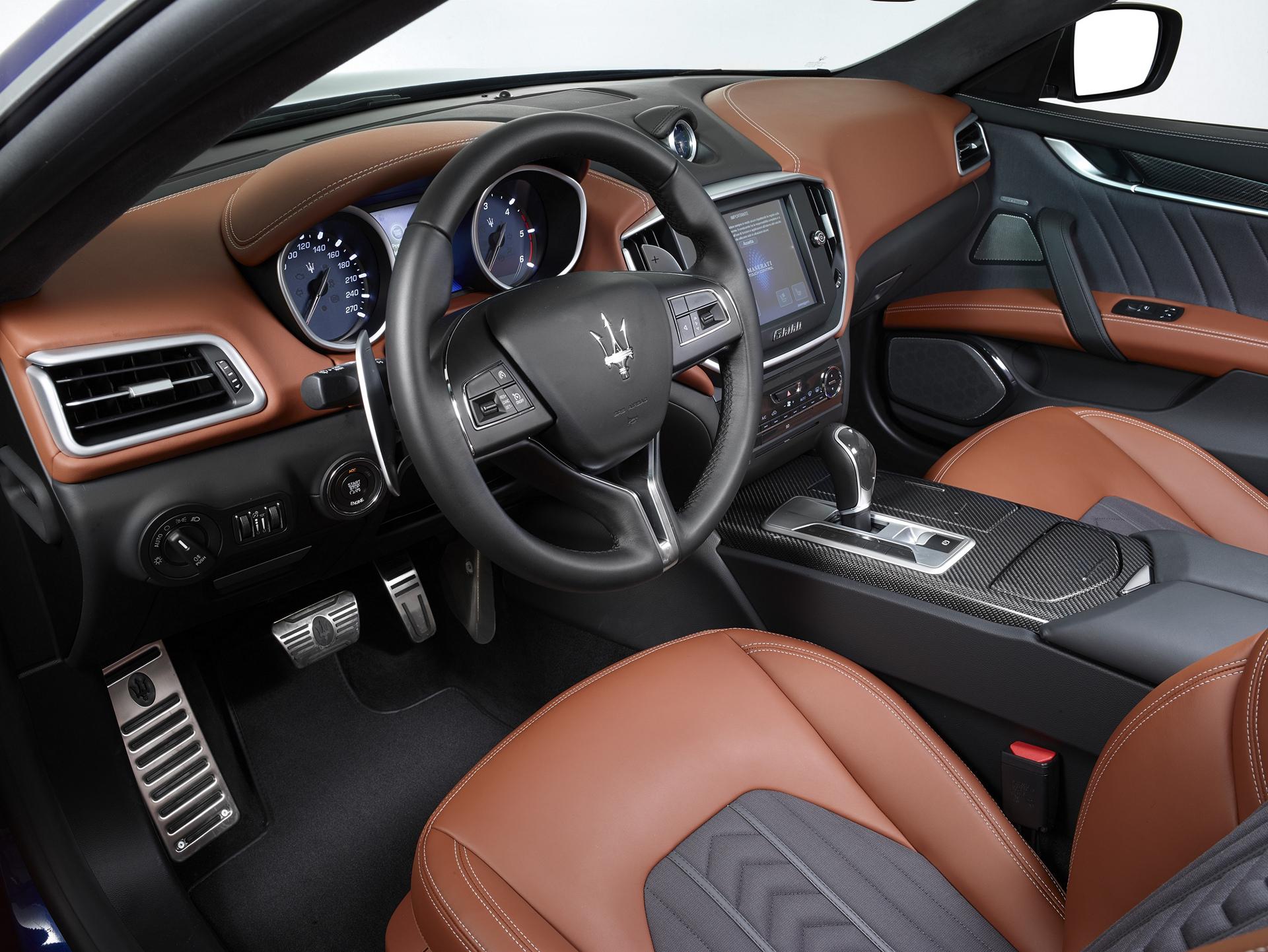 Maserati Ghibli © Fiat Chrysler Automobiles N.V.