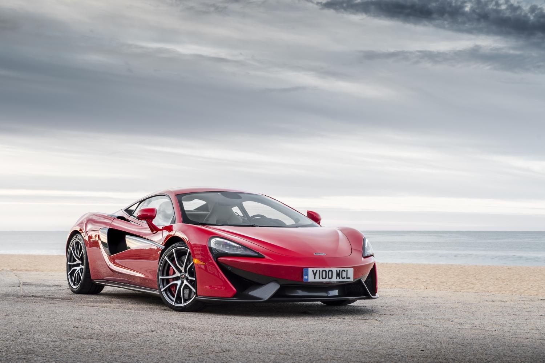 McLaren 570S © McLaren Automotive