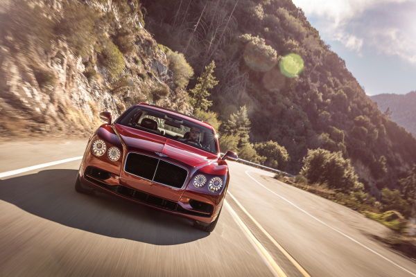 Bentley Flying Spur V8 S © Volkswagen AG