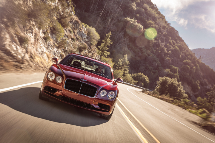 Bentley Flying Spur V8 S Preview