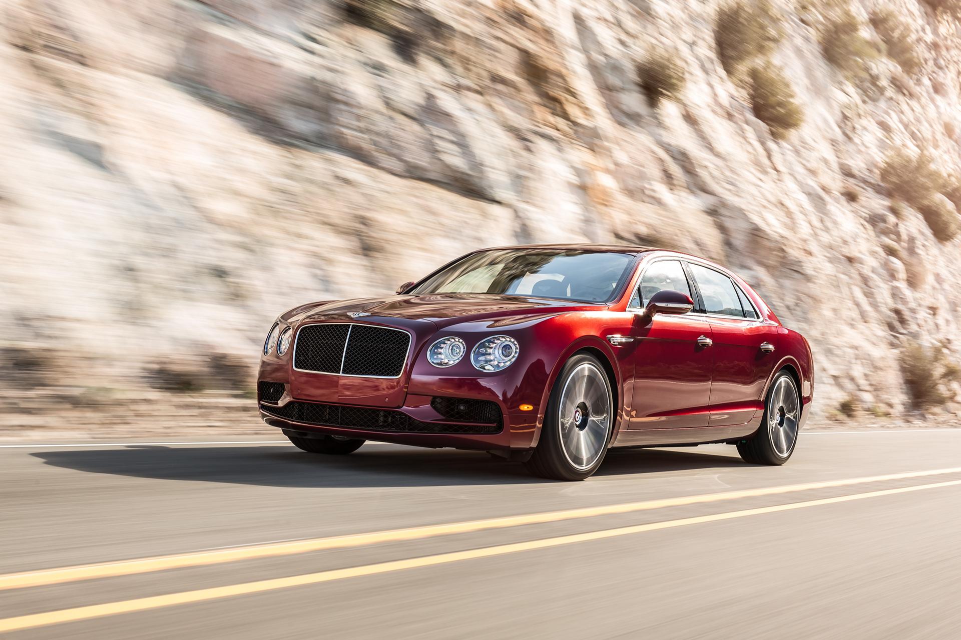 Bentley Flying Spur V8 S © Volkswagen AG