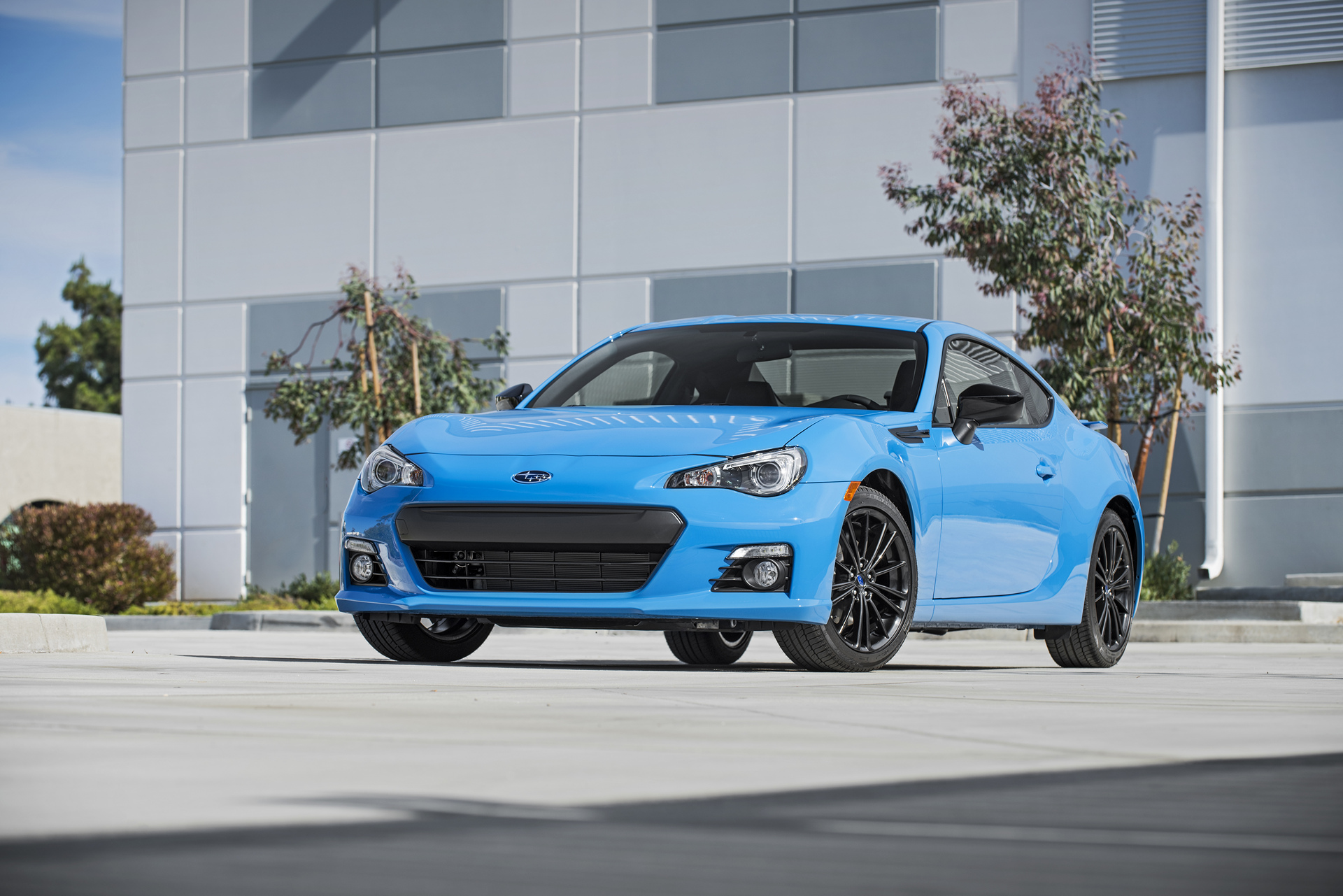 2016 Subaru BRZ © Fuji Heavy Industries, Ltd.
