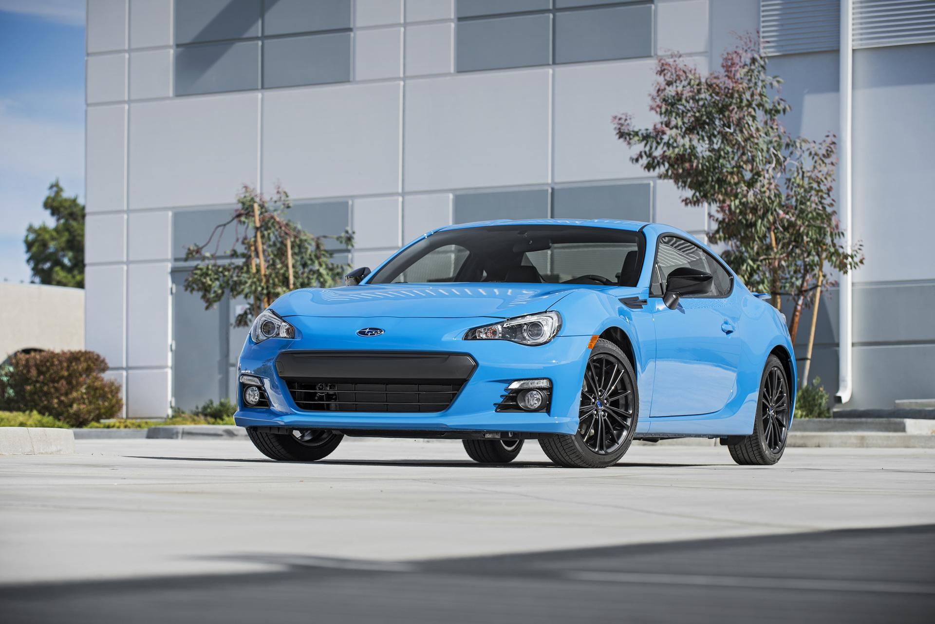 2016 Subaru Brz Review Carrrs Auto Portal