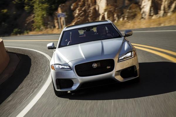 2016 Jaguar XF © Tata Group
