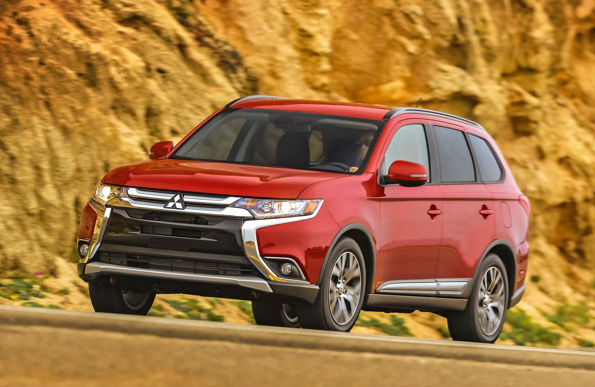 2016 Mitsubishi Outlander Review - Carrrs Auto Portal