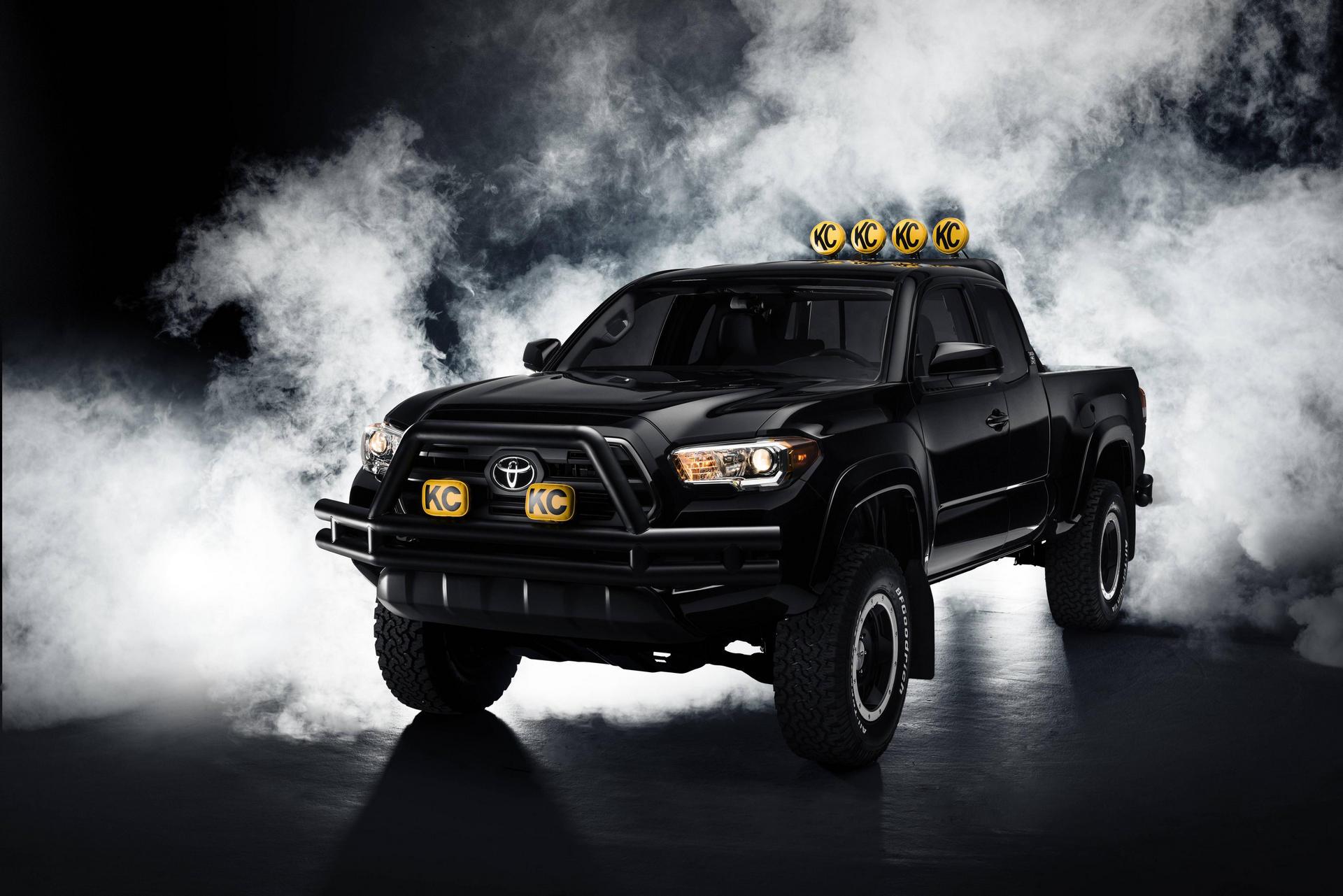 Toyota Tacoma © Toyota Motor Corporation