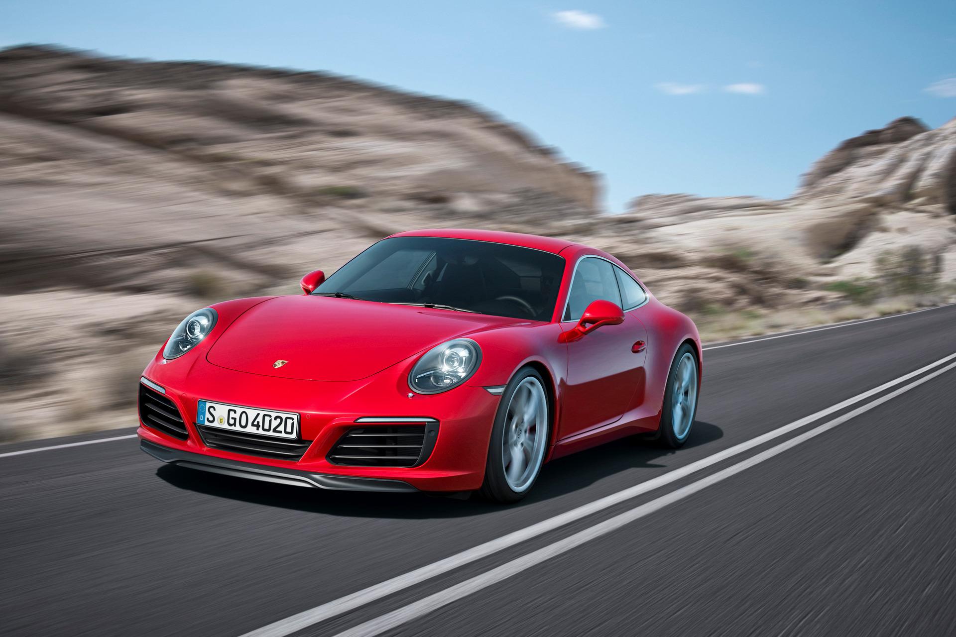 Porsche 911 © Dr. Ing. h.c. F. Porsche AG