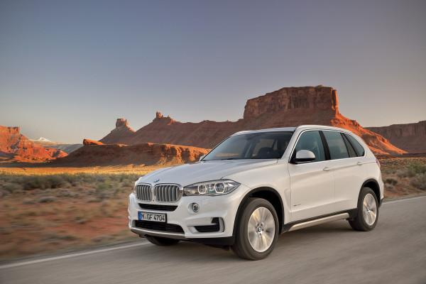 BMW X5 © BMW AG