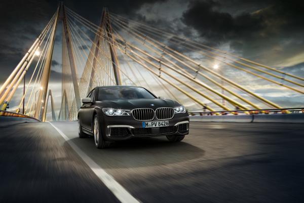 2017 BMW M760i xDrive © BMW AG